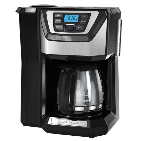 Black & Decker Cm5000bckt 12Cup Coffee Maker