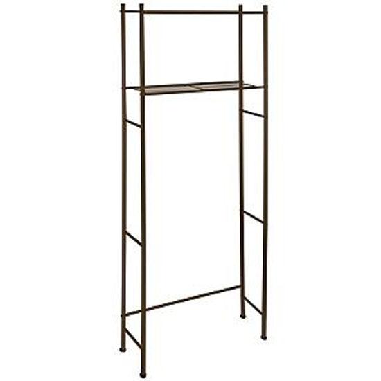 Gravitti Bathroom Metal Space Saver-Bronze