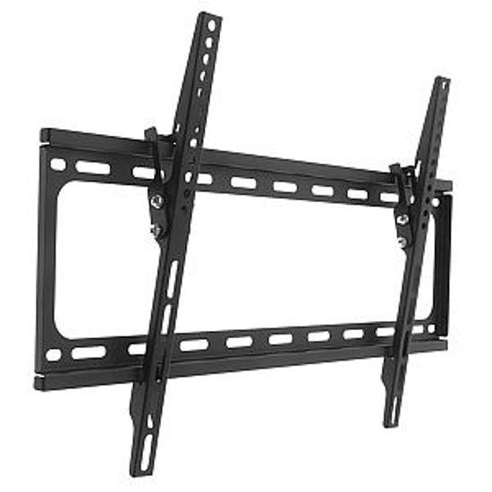 """Cj Tech 32-65"""" Slim Low Profile Tv Wall Mount W/Tilt"""