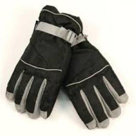 Ladies Insulated Ski Gloves-M/L