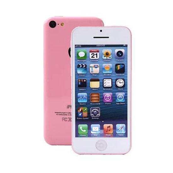 APPLE IPHONE 5C 8GB UNLOCKED SMARTPHONE-PINK