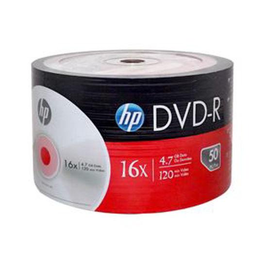 HP 16X DVD-R 50-PACK MEDIA