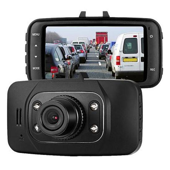 """Car 1080P Fhd Dash Cam - 2.7""""/4-Led"""