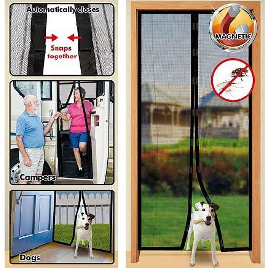 """40"""" Instant Screen Door (For Sliding Doors)"""