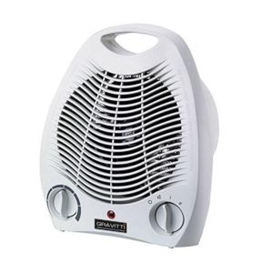 Gravitti 1500W Fan Heater