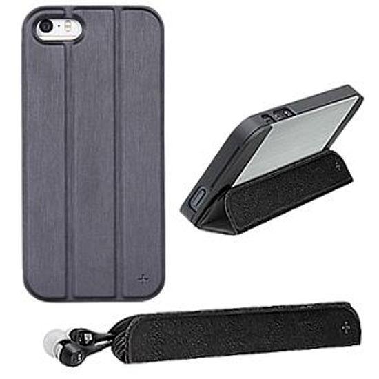 Logitech Case+Tilt F/Iphone 5/5S/Se (Charcoal)