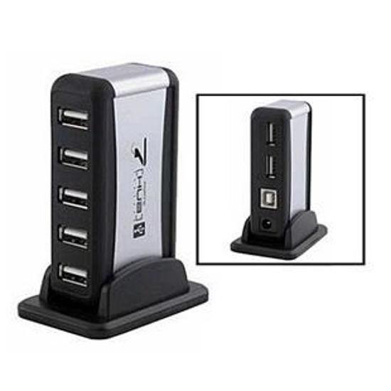 7-Port Powered Usb 2.0 Hub