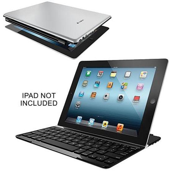 Logitech Ultrathin Keyboard/Cover F/Ipad 2/3/4 (Black)