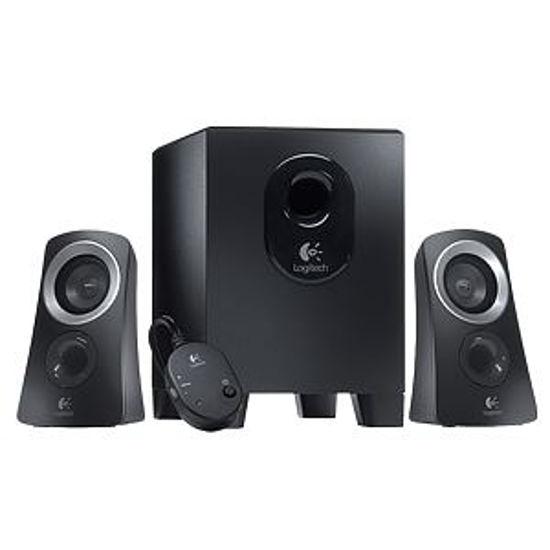 Logitech Z313 2.1 Speaker Sys.- 50W Total (Rb)