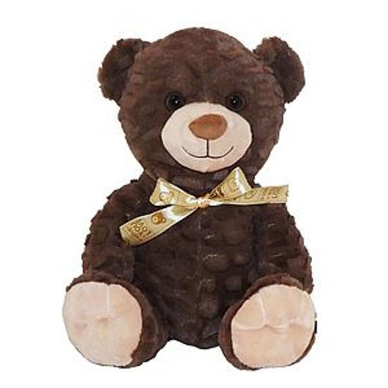 "Gravitti 12"" Plush Teddy Bear-Brown"