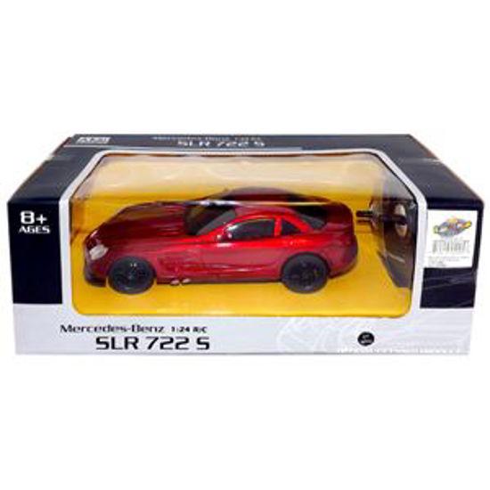 Mercedes Slr 722 1:24 Full Function R/C Car
