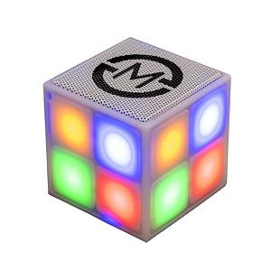 Mobi Ibo Bluetooth 4-Side Light Show Wireless Speaker