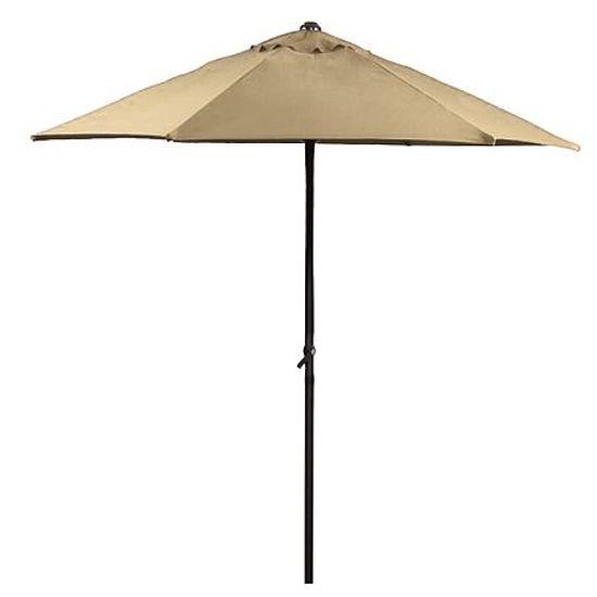 Arctic Sky Patio Umbrella 8.5'- Beige