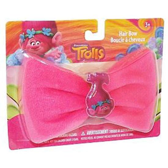 Trolls Girls Hair Bow Accessory