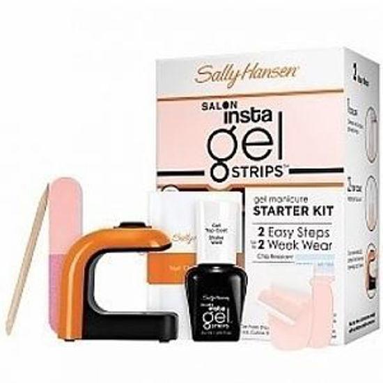 Sally Hansen Insta Gel Strips Starter Kit-Shell We Dance