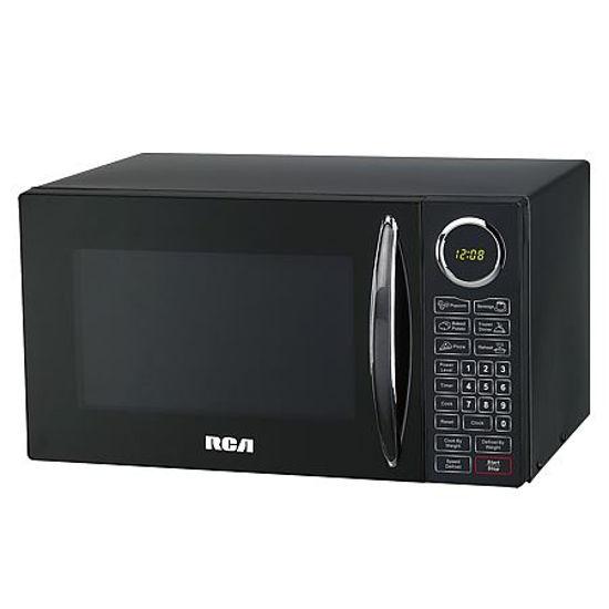 Rca Rmw953 0.9 Cu. Ft. Microwave (Black)