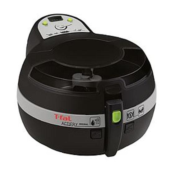T-Fal Gh806250 Actifry Plus Multi-Cooker 1.2Kg (Black)