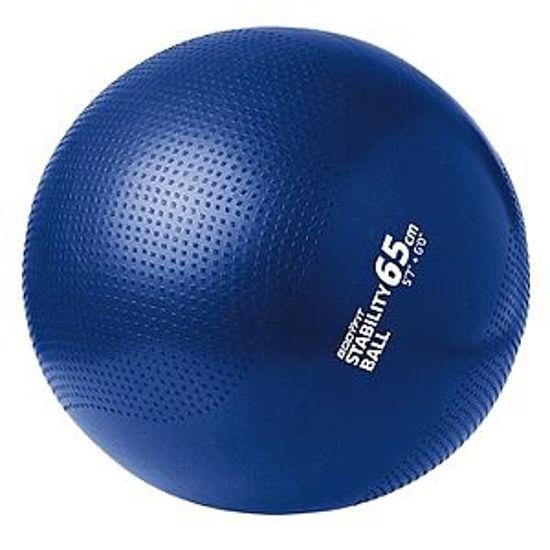 YOGA/STABILITY BALL 55CM -BLUE