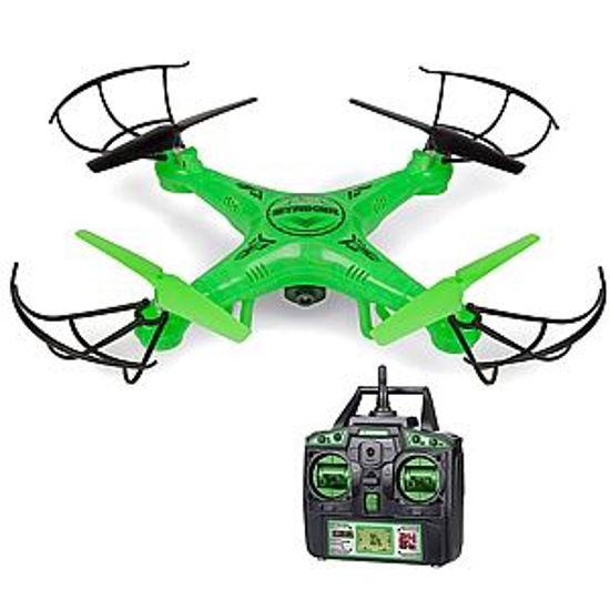 STRIKER GREEN  2.4GHZ 4.5CH CAMERA R/C SPY DRONE