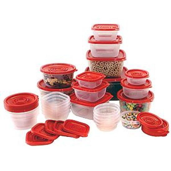 Anchor Hocking Food Storage Set 50 Pc