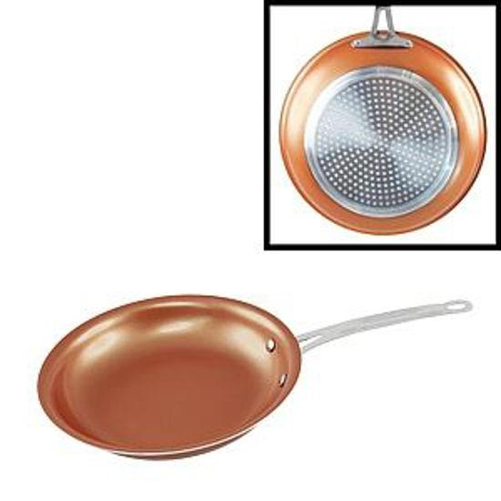 """10"""" Non-Stick Copper Pan"""