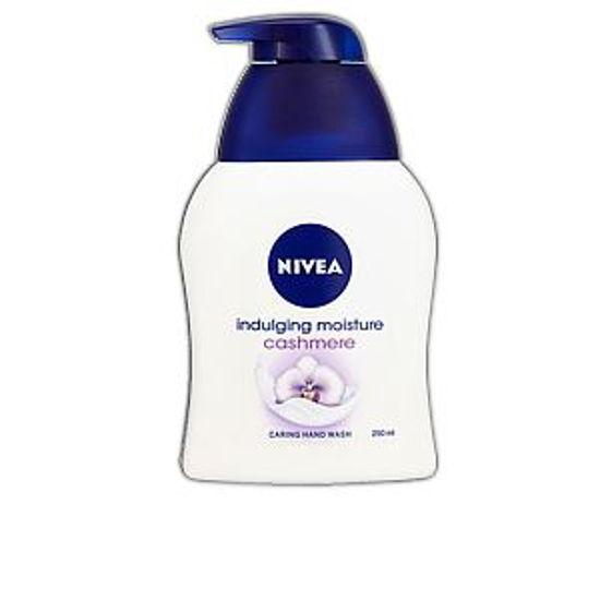 Nivea Indulgent Moisture  Hand Wash-Cashmere 250Ml