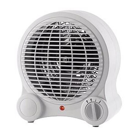 Debranded 1500W Compact Fan Heater