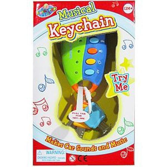 Musical Keychain Toy