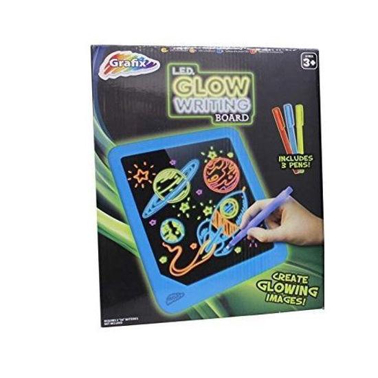 "Grafix  Led Glow Writing Board 10""X12"""