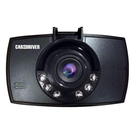 "Car And Driver Cdc-623 720P Hd Car Dash Cam- 2.4""/6-Led"