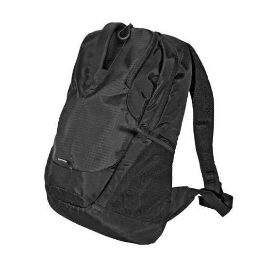 "Techtent 14.1"" Polyester Laptop Backpack (Black)"