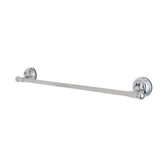 "Heavy Duty 21"" Chrome Suction Towel Bar - Up To 30Lbs"