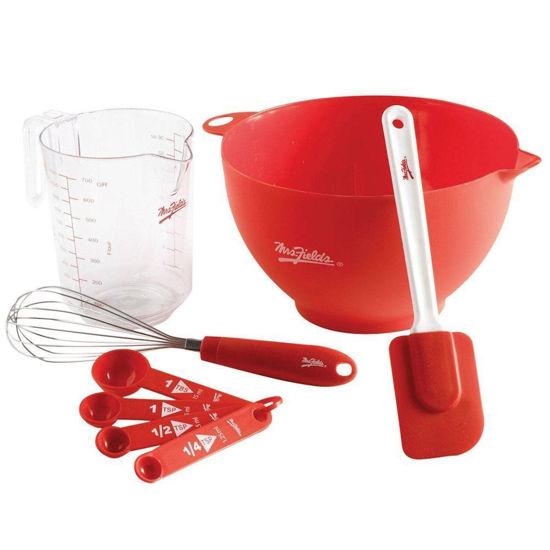 Mrs.Fields 8Pc Mixing Essentials Baking Set