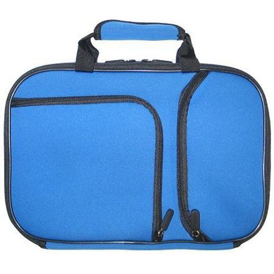 """Pocket Pro 10"""" Netbook/Tablet Carry Case (Blue)"""