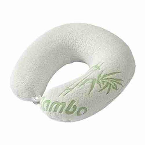Gravitti Bamboo Travel Neck Pillow