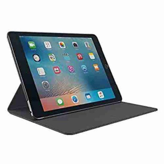 Logitech Hinge Flex Case F/Ipad Air 2 (Black)