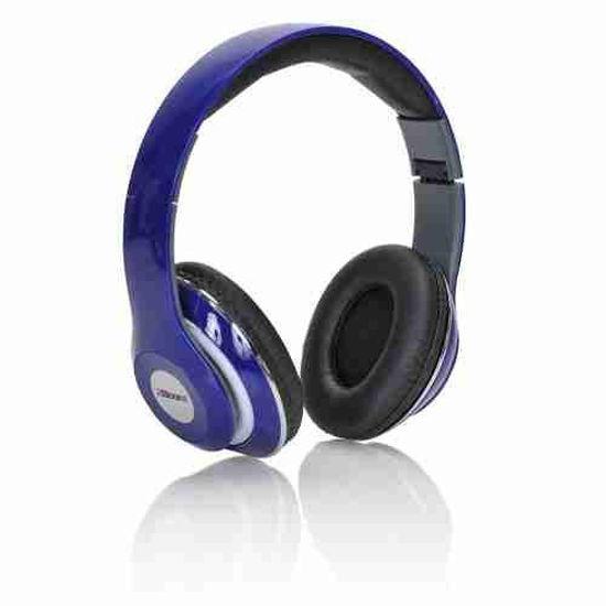 2Boom Hpm250 Stereo Headphones (Blue)