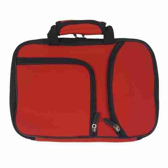 """Pocket Pro 10"""" Netbook/Tablet Carry Case (Red)"""