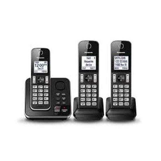 Panasonic Tgd393 Dect6.0 3Hs Exp.Cls T-Cid Phn W/Ans