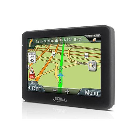 "MAGELLAN 5635T-LM 5.0"" GPS NAV.SYSTEM W/LIFE MAP"