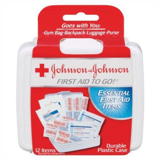 Johnson & Johnson First Aid To Go