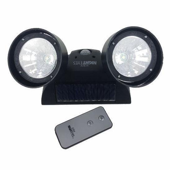 Solar Powered Night Eyes With Alarm