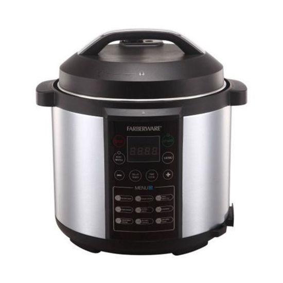 Farberware 8 Qt 7-In-1 Programmable Pressure Cooker
