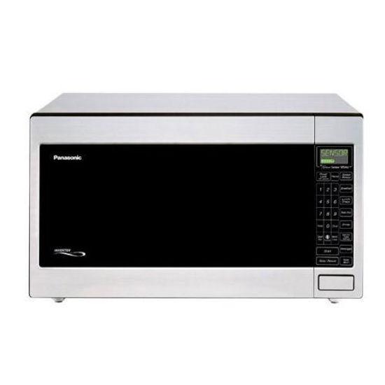 Panasonic 2.2 Cu.Ft. Inverter Microwave (Stainless Steel)
