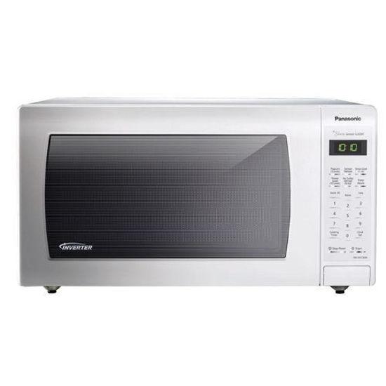 Panasonic 1.6 Cu.Ft. Inverter Microwave (White)