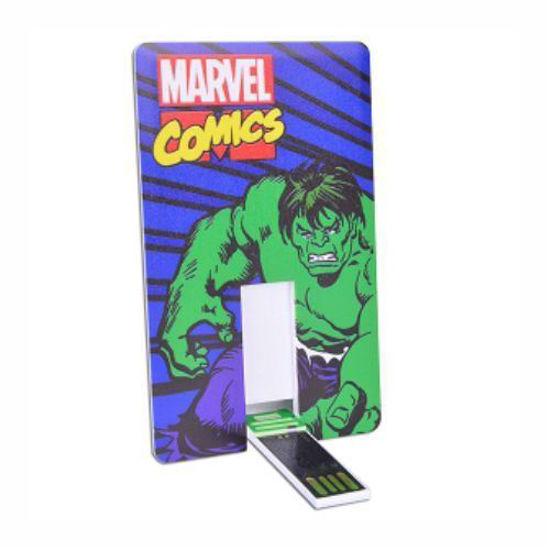 Tribe C0028 Marvel Hulk 8Gb Usb 2.0 Flash Drive