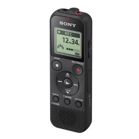 Sony Icd-Px370 4Gb Digital Voice Recorder W/Usb