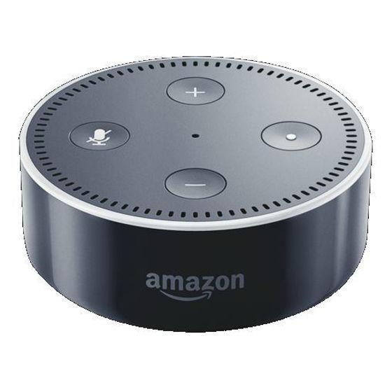 Amazon Echo Dot (2Nd Gen) Smart Speaker (Black)