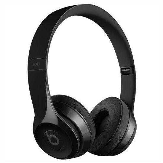 Beats By Dr.Dre Solo3 On-Ear Wrls Bt Headphone (Black)