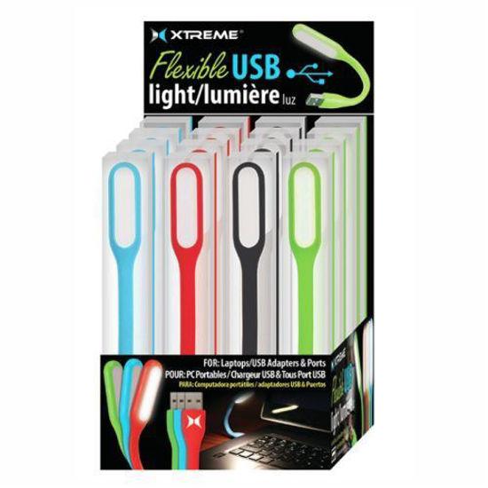 Xtreme Flexible Usb Led Lamp (Assorted)
